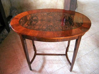 Renowacja stolika 2006 - Obrazek