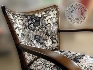 Renowacja fotela - Obrazek